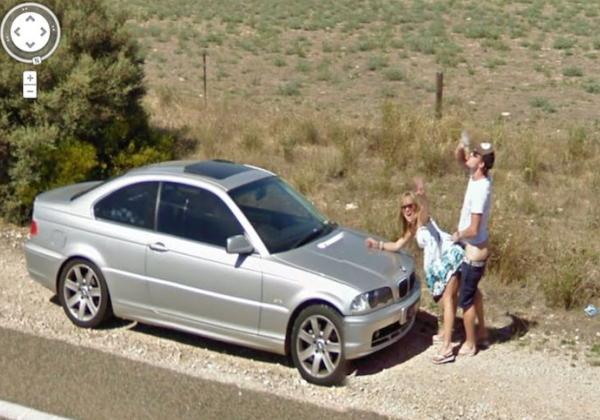(草不可避)Googleマップのストリートビューに映り込んだえろ写真貼ってくwwwwwwwwwwwwwwwwwwwwwwwwwwwwwwwwwwwwwwwwwwwwwwwwwwww(写真あり)