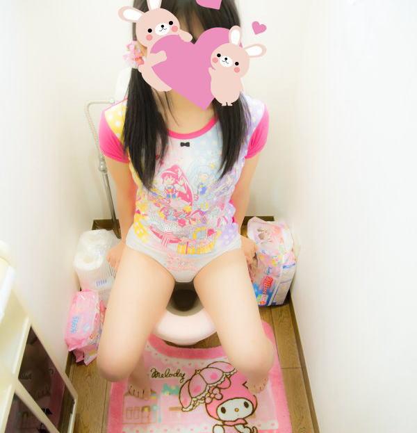 (写真あり)「大人なのに女児の服着てるー☆」って写真貼ってく → 「割と嫌いじゃない」「普通にえろイ」「どっから持ってきてんだよ…」