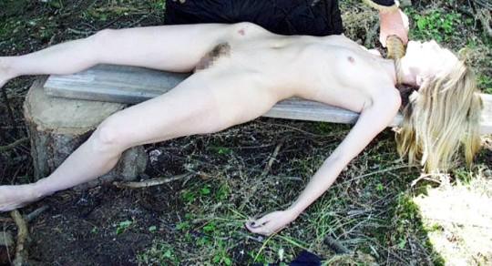 【閲覧注意】殺害された女性達のヌード画像ギャラリースレ・・・(画像あり)・12枚目