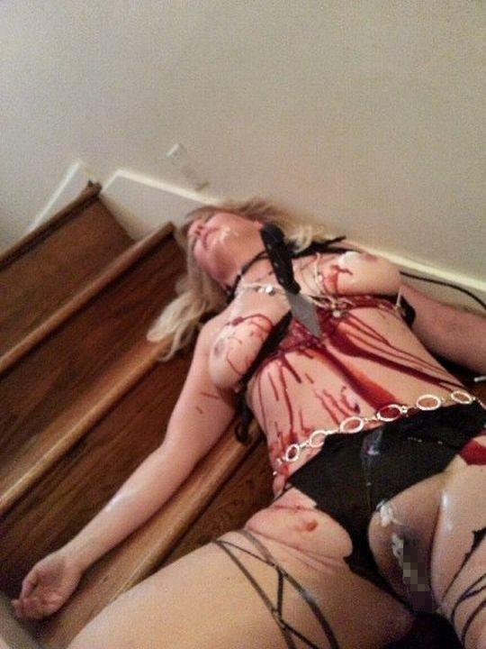 【閲覧注意】殺害された女性達のヌード画像ギャラリースレ・・・(画像あり)・5枚目