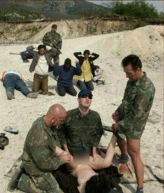 【閲覧注意】ISISの性奴隷にされた女性の末路をご覧下さい・・・(画像あり)・9枚目