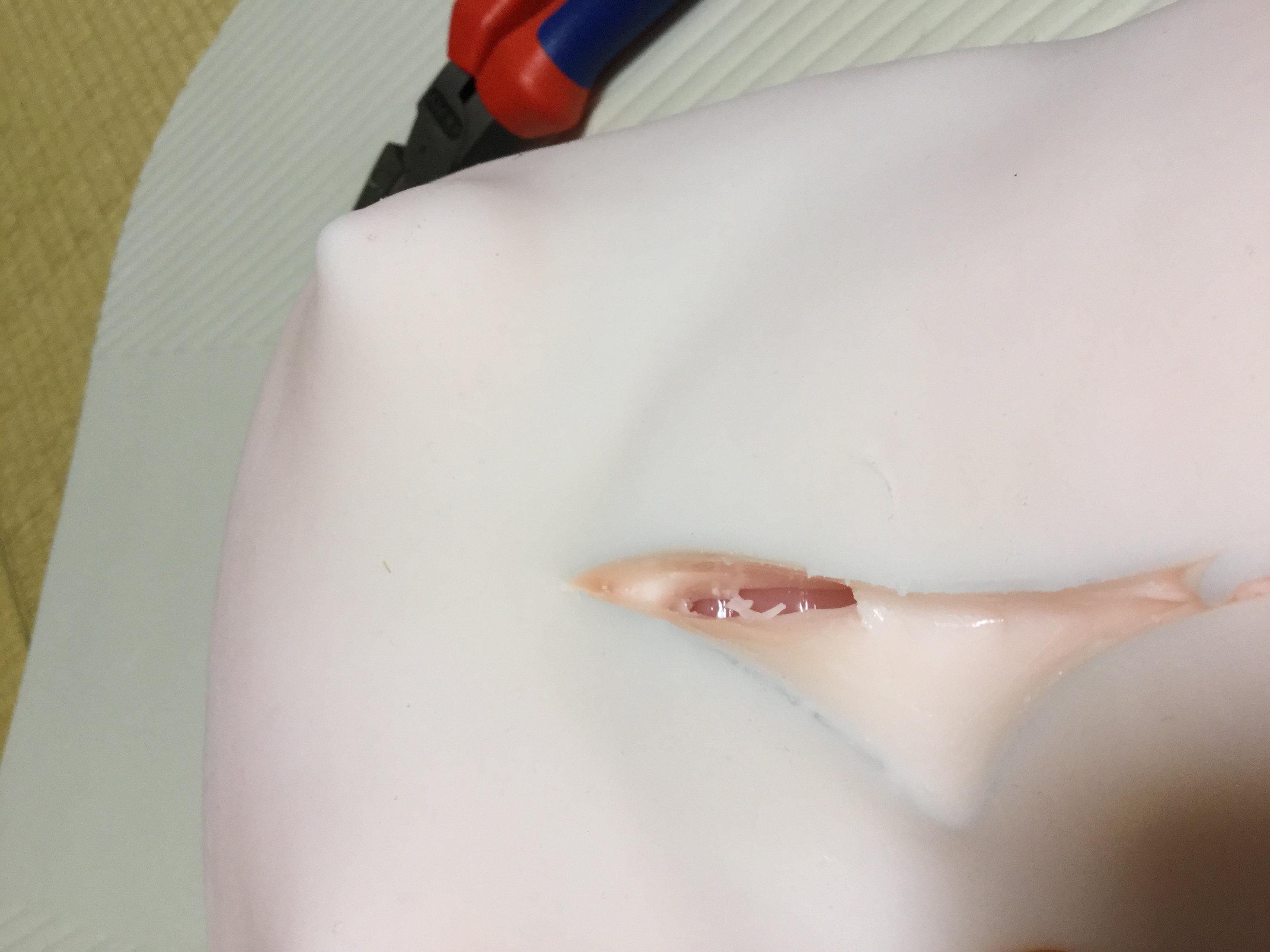 【閲覧注意】犯すのに飽きたので女の子を解剖して切り刻んでみるね。(画像あり)・9枚目