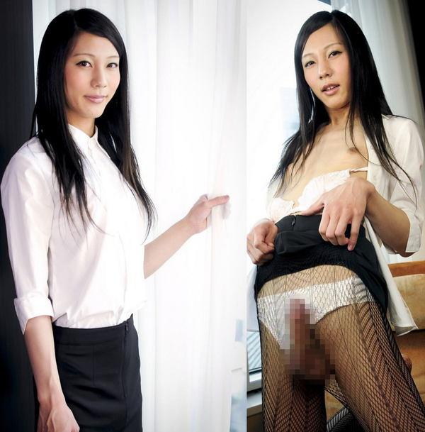 ニューハーフの私服姿と脱いだ後の比較写真スレ ←おまえらコレ見ても抱かないって言えんの???(写真あり)