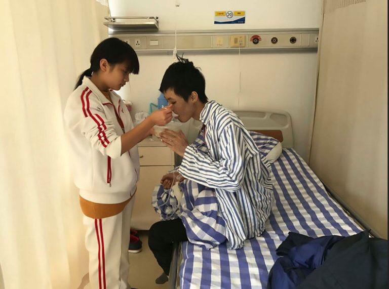 【涙不可避】兄の白血病治療の為に処女を売った中国の女の子wwww ←ガチ杉て泣いた。。。(画像あり)・2枚目