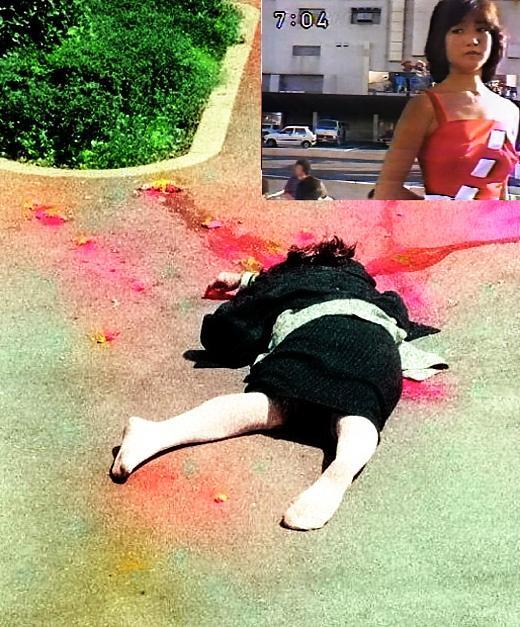 【閲覧注意】岡田有希子の脳みその出た自殺現場、週刊誌に載ってたんだがwwwwwwwwwwwwwww(画像あり)・2枚目