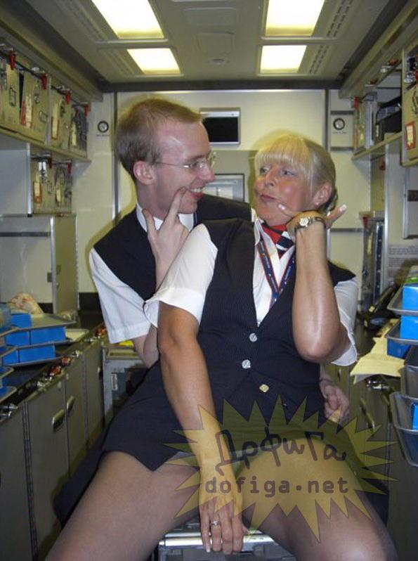 搭乗前のキャビンアテンダントのエロノリ、カオスすぎワロタwwwwwwwwwwwwwwwwwwwwww(画像あり)・24枚目