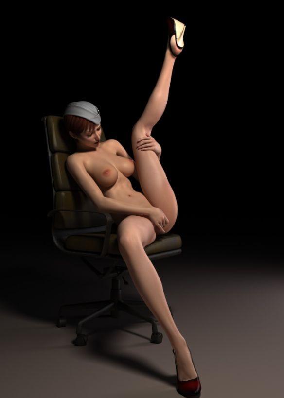 【二次元】3DCGはここまで進化したのか・・・もう女優とかいらねぇじゃねぇかwwwwwwwwwwww・30枚目
