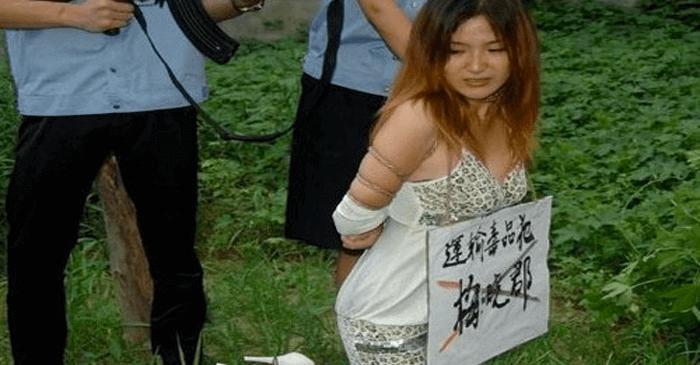 【閲覧注意】中国田舎の極刑の様子、、、余りにもひどい。 こんなに流れ作業で殺すんか。。。(画像24枚)・12枚目