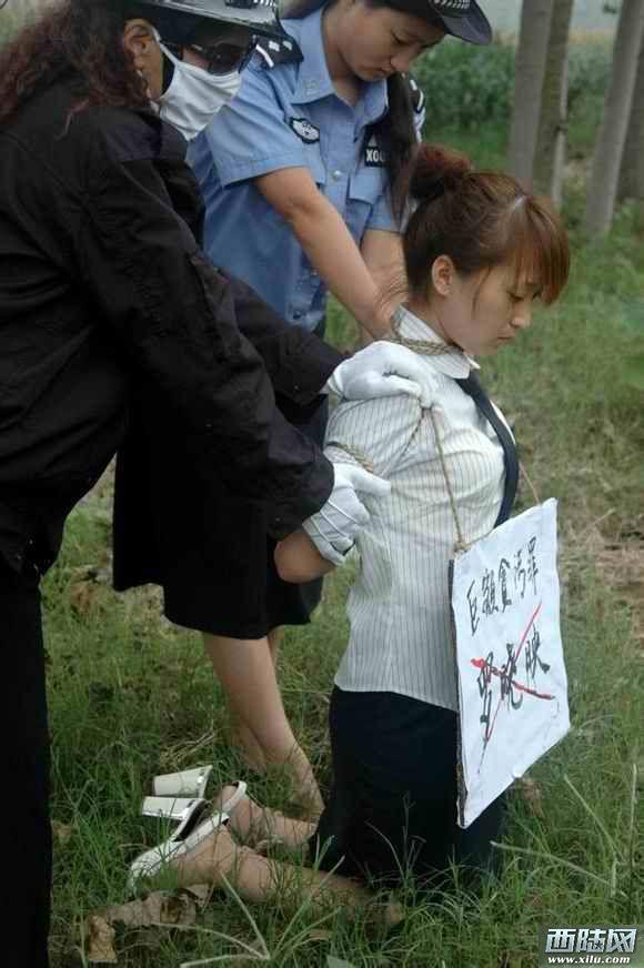 【閲覧注意】中国田舎の極刑の様子、、、余りにもひどい。 こんなに流れ作業で殺すんか。。。(画像24枚)・13枚目
