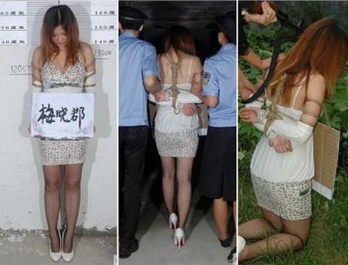 【閲覧注意】中国田舎の極刑の様子、、、余りにもひどい。 こんなに流れ作業で殺すんか。。。(画像24枚)・18枚目