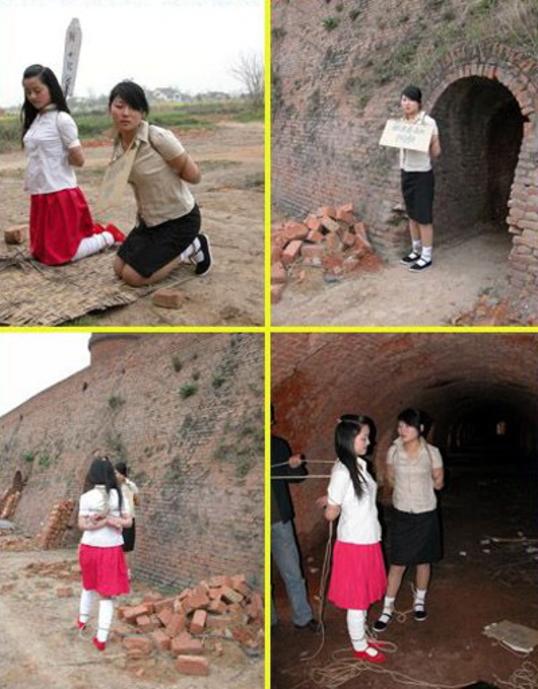 【閲覧注意】中国田舎の極刑の様子、、、余りにもひどい。 こんなに流れ作業で殺すんか。。。(画像24枚)・20枚目
