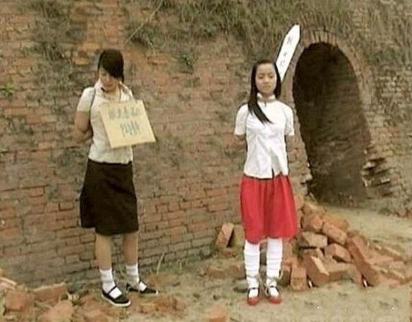 【閲覧注意】中国田舎の極刑の様子、、、余りにもひどい。 こんなに流れ作業で殺すんか。。。(画像24枚)・22枚目