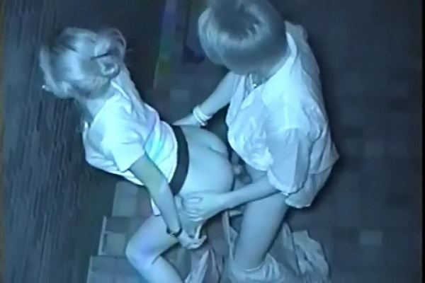 【盗撮有段者】深夜の公園に赤外線カメラをしかけてみた結果wwwwwwwwwwwwwwwwwwwwwww・23枚目