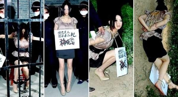 【閲覧注意】中国田舎の極刑の様子、、、余りにもひどい。 こんなに流れ作業で殺すんか。。。(画像24枚)・3枚目