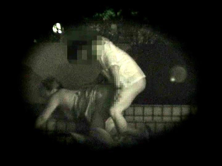 【盗撮有段者】深夜の公園に赤外線カメラをしかけてみた結果wwwwwwwwwwwwwwwwwwwwwww・5枚目