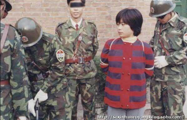 【閲覧注意】中国田舎の極刑の様子、、、余りにもひどい。 こんなに流れ作業で殺すんか。。。(画像24枚)・7枚目