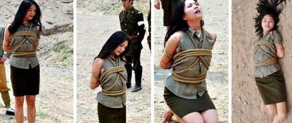 【閲覧注意】中国田舎の極刑の様子、、、余りにもひどい。 こんなに流れ作業で殺すんか。。。(画像24枚)・8枚目