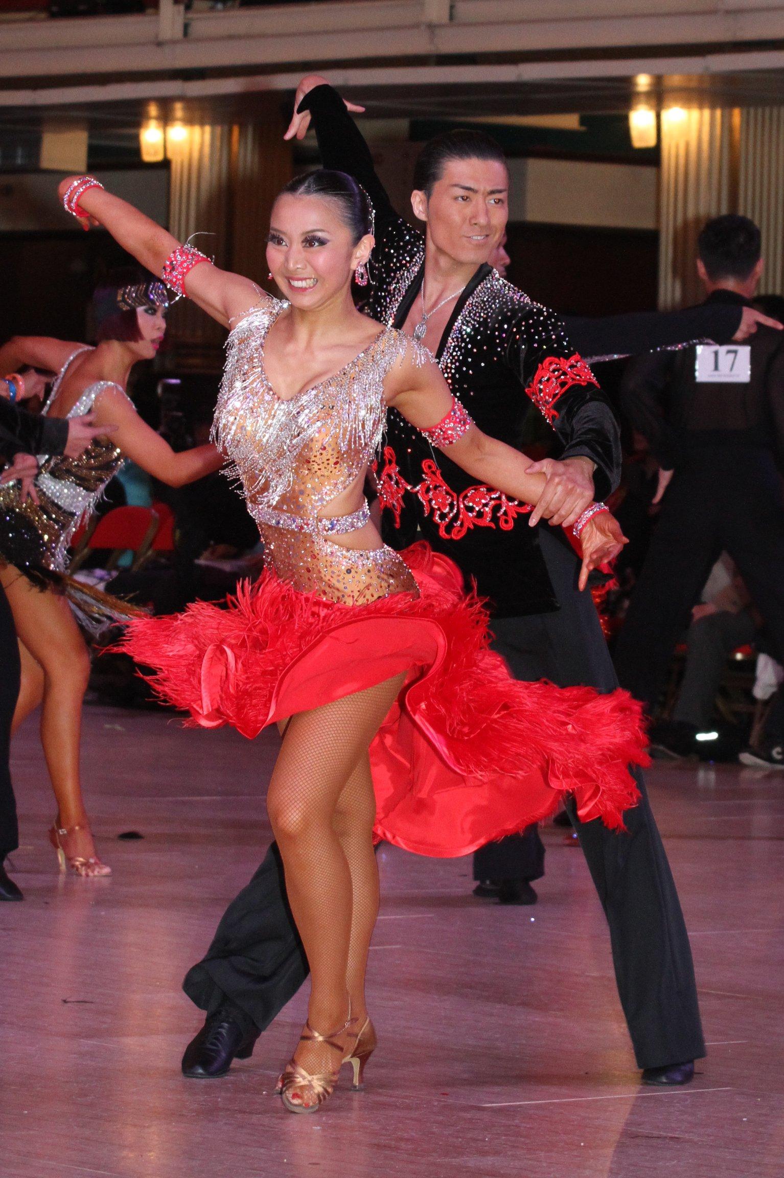 【ハプニング具】社交ダンスとかいう意外とマンポロが多い競技wwwwwwwwwwwwwwwwww(画像あり)・13枚目