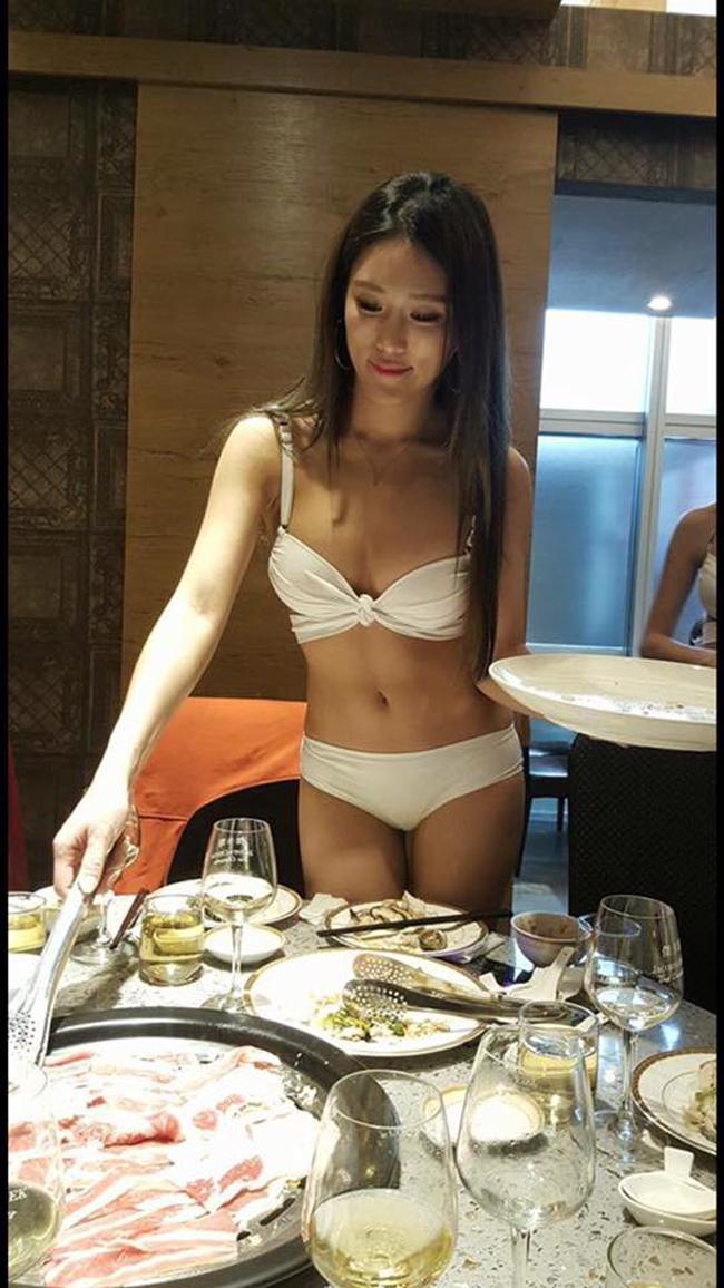 【マジキチ】ビール片手にシコシコwww 中国のセクシー居酒屋が有能すぎワロタwwwwwwwwwwwwwwwwwwwwww(画像あり)・4枚目