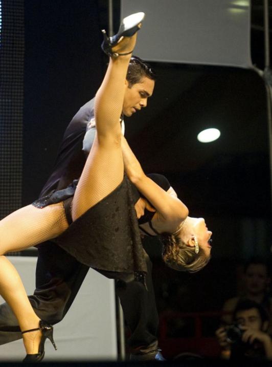 【ハプニング具】社交ダンスとかいう意外とマンポロが多い競技wwwwwwwwwwwwwwwwww(画像あり)・6枚目