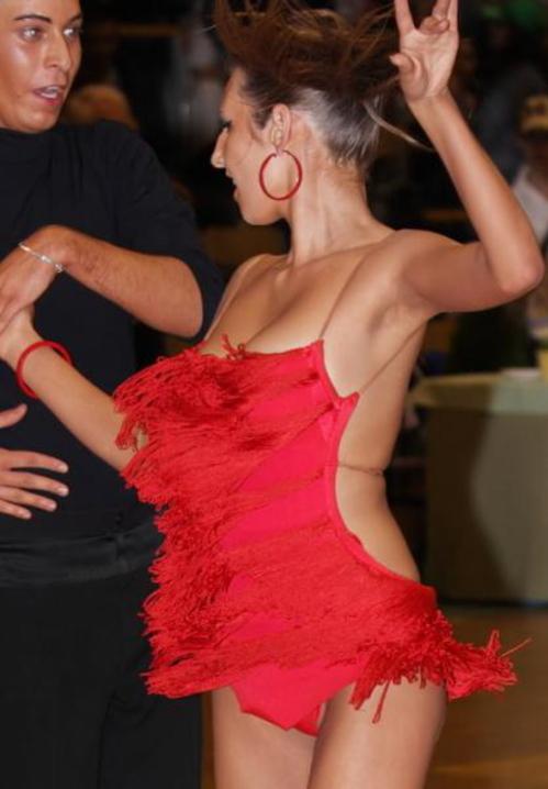 【ハプニング具】社交ダンスとかいう意外とマンポロが多い競技wwwwwwwwwwwwwwwwww(画像あり)・7枚目