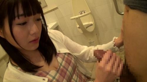 【ワッショーイ!】 身障者用トイレでハメる興奮度は異常wwwwwwwwwwwwwwwwwwwwwwwwwww・8枚目