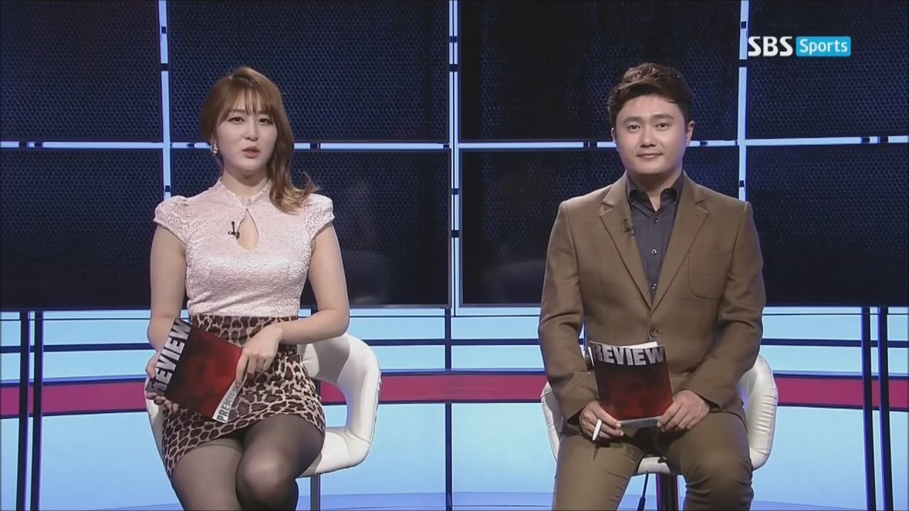 韓国の女性キャスター、ミニスカを強要されるらしい・・・・(画像あり)・9枚目