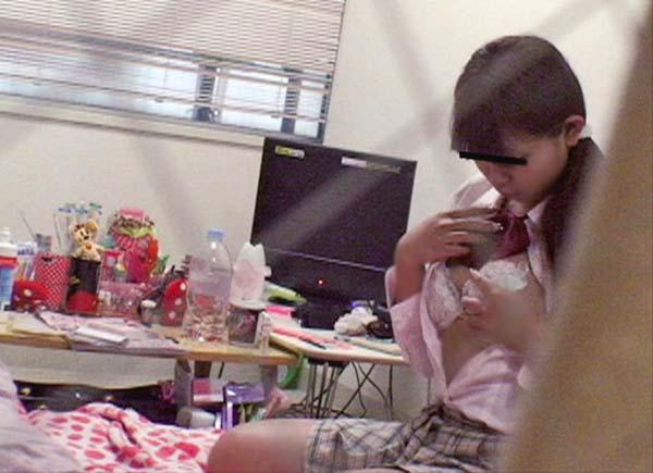 (写真あり)育ち盛りの女子JC10代小娘のおなにー事情をご覧ください・・・(GIFあり)