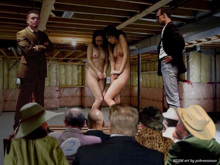 【ガチ胸糞注意】「性奴隷」として競売にかけられる女たちの光景マジでキツ杉・・・(画像あり)・13枚目