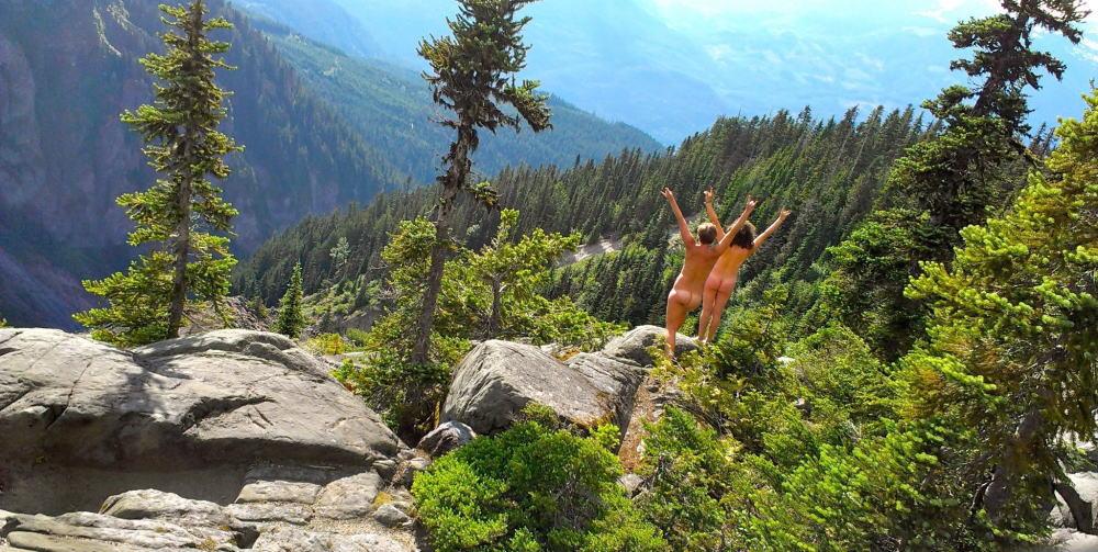 【衝撃】登 山 で 山 頂 に 着 い た ら と ん で も な い モ ノ に 遭 遇 し た。。。(画像あり)・13枚目
