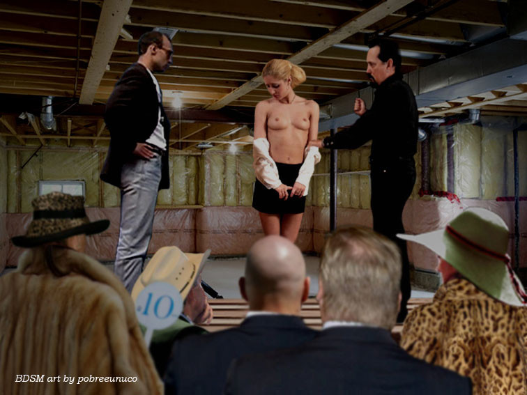 【ガチ胸糞注意】「性奴隷」として競売にかけられる女たちの光景マジでキツ杉・・・(画像あり)・18枚目
