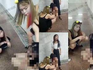 【※胸糞注意】少女(16)がヤンキー少女に真っ裸にされるイジメ動画が酷すぎると話題に、、こいつら陰湿すぎだろぐぅヌいたわありがとう。。(画像あり)