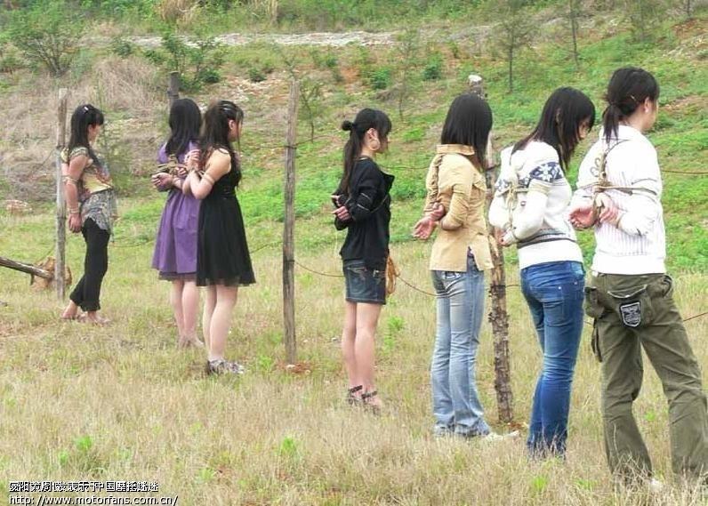 【閲覧注意】中国農村部の女性死刑囚の死刑執行、、、雑杉内?(画像あり)・1枚目