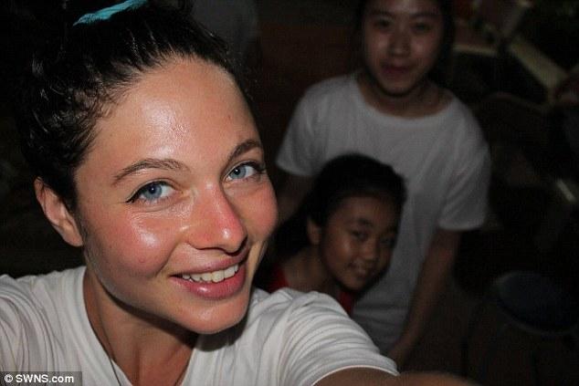 【画像】タイでレ●プされた学校の美人先生のご尊顔がコチラ・・・。これは分かるわ。。。・6枚目