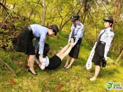【閲覧注意】中国農村部の女性死刑囚の死刑執行、、、雑杉内?(画像あり)・3枚目