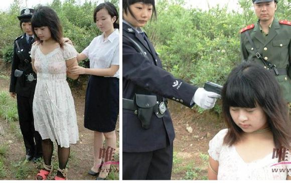 【閲覧注意】中国農村部の女性死刑囚の死刑執行、、、雑杉内?(画像あり)・4枚目