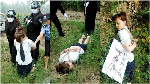 【閲覧注意】中国農村部の女性死刑囚の死刑執行、、、雑杉内?(画像あり)・5枚目