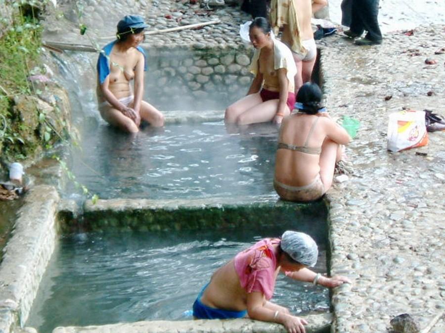 【異文化】恥じらいを知らない人種、中国人の混浴温泉が割と天国だった件wwwwwwwwwwwwwwwwwwwwww(画像あり)・17枚目