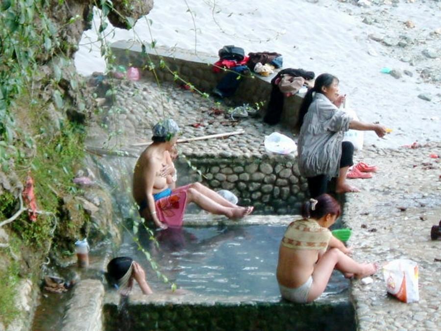 【異文化】恥じらいを知らない人種、中国人の混浴温泉が割と天国だった件wwwwwwwwwwwwwwwwwwwwww(画像あり)・20枚目