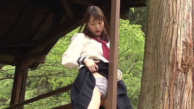 【思春期】心を病んだ女子、、、野外でオナニーをなさる。(画像あり)・3枚目