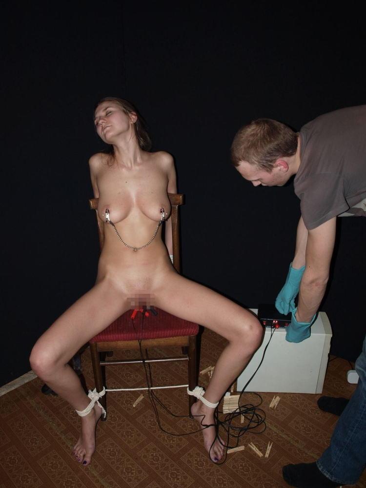【拷問】女を調教したい電気技師さん、変圧器まで使いだすwwwwwwwwwwwww(画像あり)・10枚目
