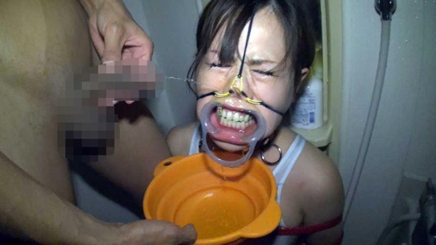 【変態エロ画像】「鼻からションベン」って超変態プレイの良さを誰か教えてクレメンスwwwwwwww(画像18枚)・13枚目