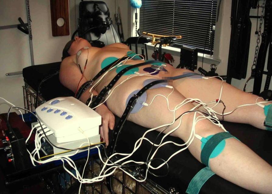 【拷問】女を調教したい電気技師さん、変圧器まで使いだすwwwwwwwwwwwww(画像あり)・15枚目