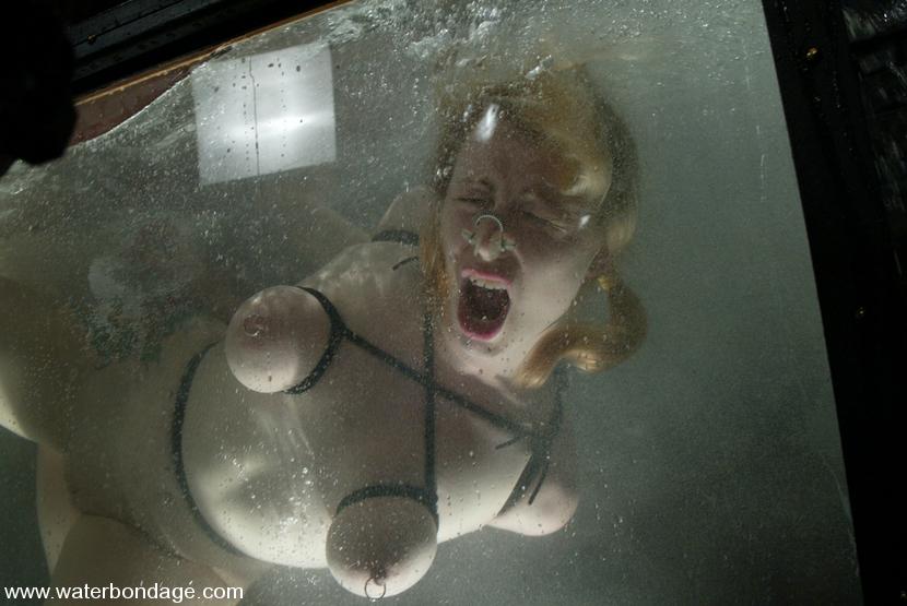 【エロ画像】死ぬ一歩手前まで拷問しないと興奮しない男に出会った女性、最後は溺死する模様。。(閲覧注意)・18枚目