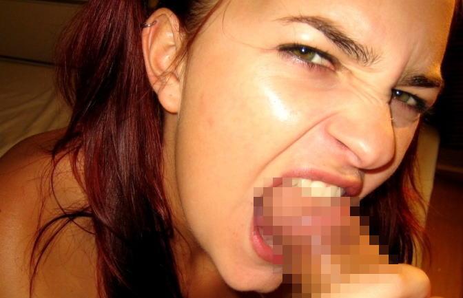【男性注意】フェラ中にスマホ向けられた女の怖すぎる反応がコチラ。(画像29枚)・18枚目