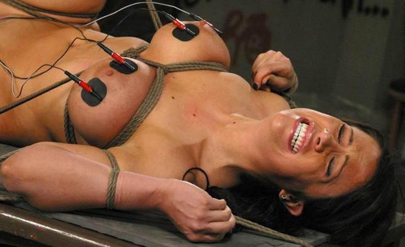 【拷問】女を調教したい電気技師さん、変圧器まで使いだすwwwwwwwwwwwww(画像あり)・19枚目