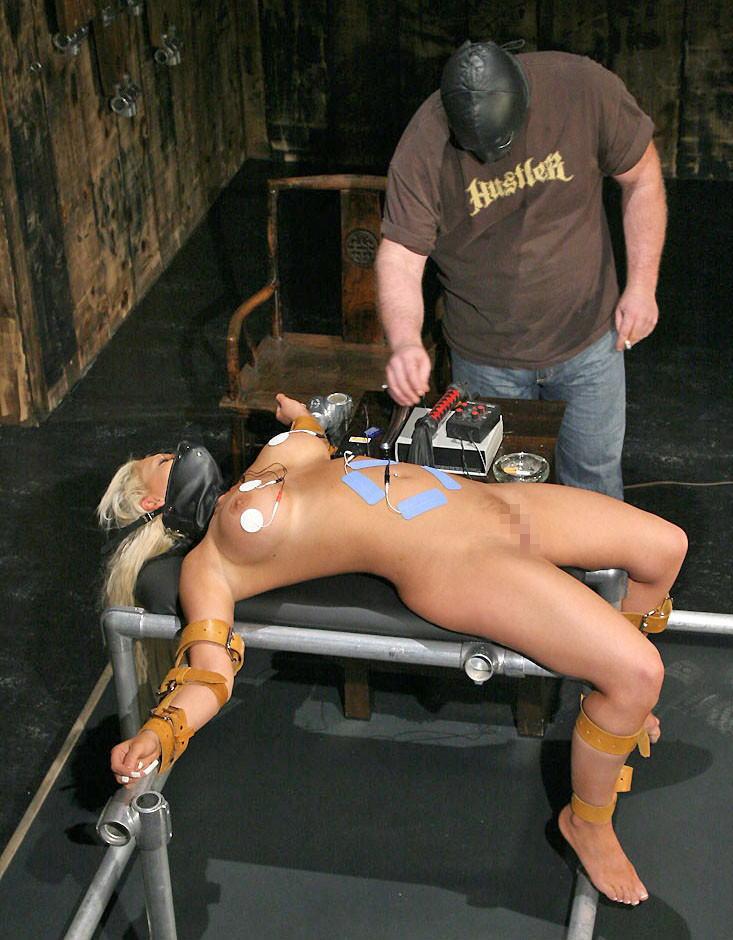 【拷問】女を調教したい電気技師さん、変圧器まで使いだすwwwwwwwwwwwww(画像あり)・6枚目