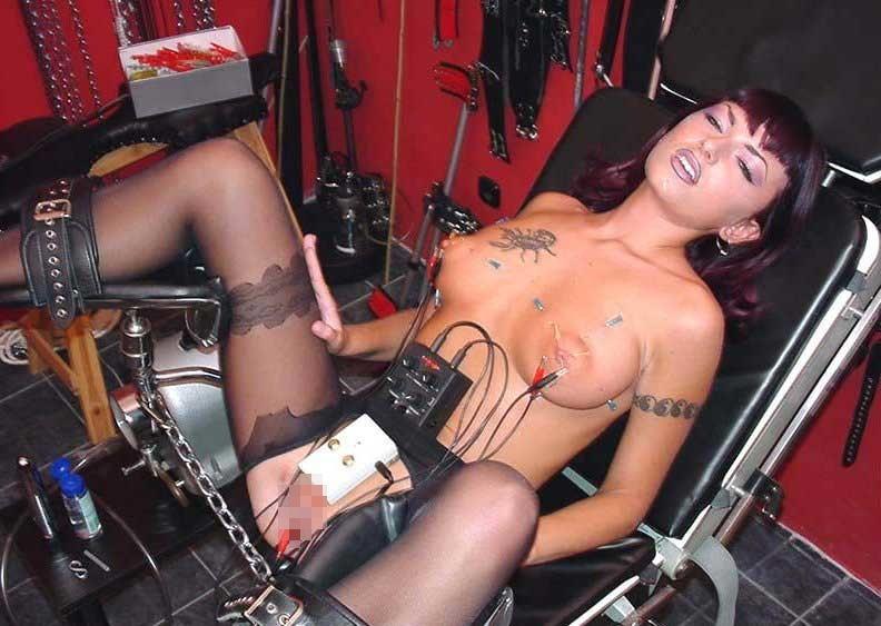 【拷問】女を調教したい電気技師さん、変圧器まで使いだすwwwwwwwwwwwww(画像あり)・7枚目