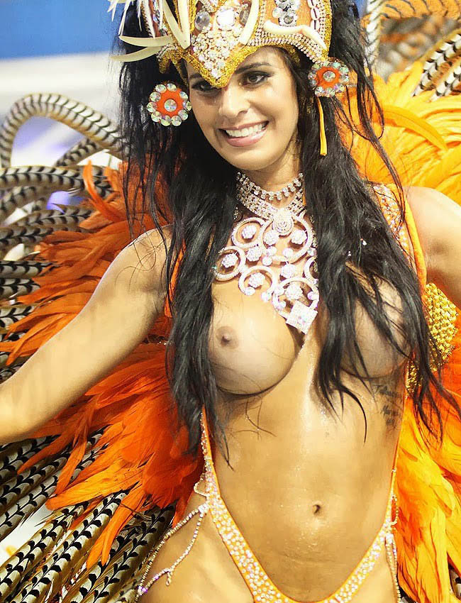 【エロ画像】世界最大の「露出祭り」サンバカーニバルとかいう祭りの様子wwwwwwwwwwwwwww・12枚目