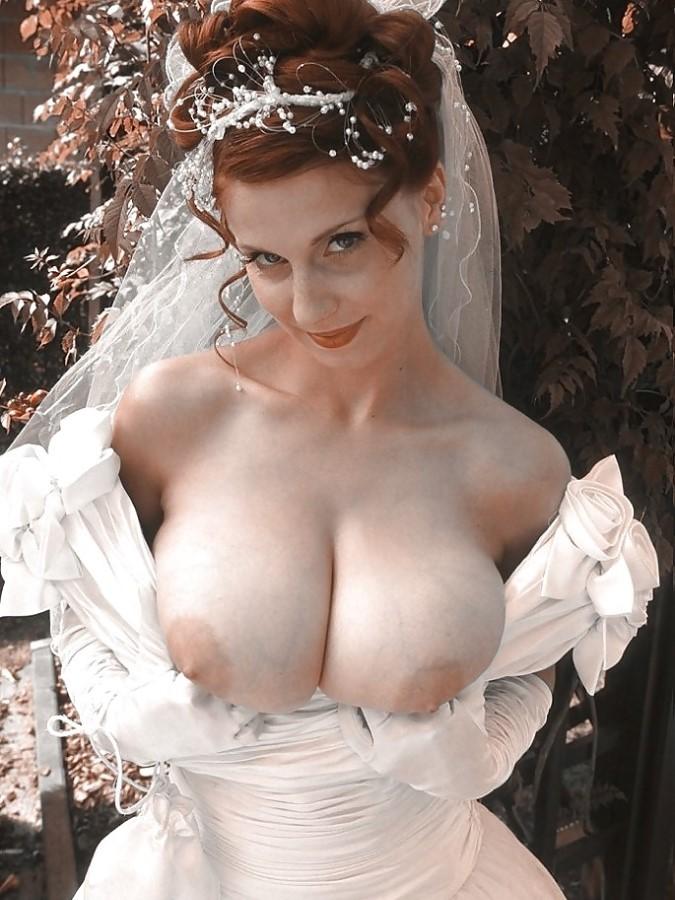 【エロ画像】変態カップルが結婚式を行った結果。親族全員メンタルボロボロでワロタwwwwww・13枚目